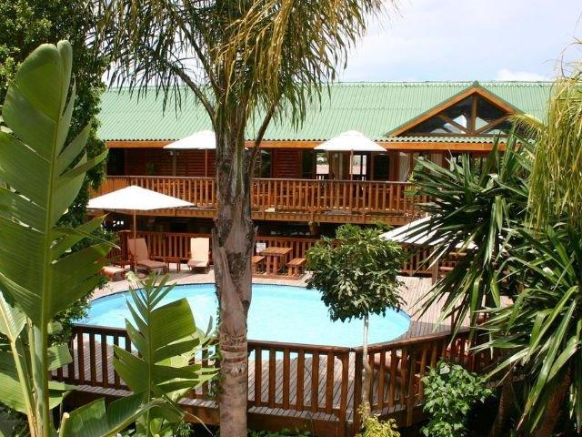 the graywood hotel - zwembad