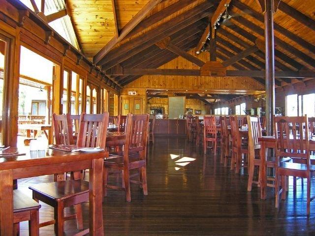 the graywood hotel - restaurant