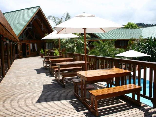 the graywood hotel - terras