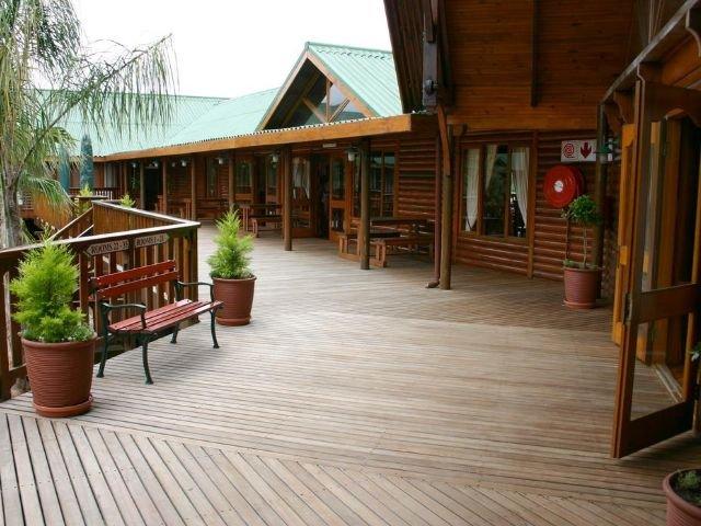 the graywood hotel - vooraanzicht