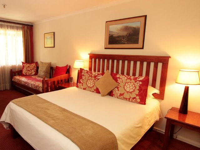 the graywood hotel - 2-persoonskamer