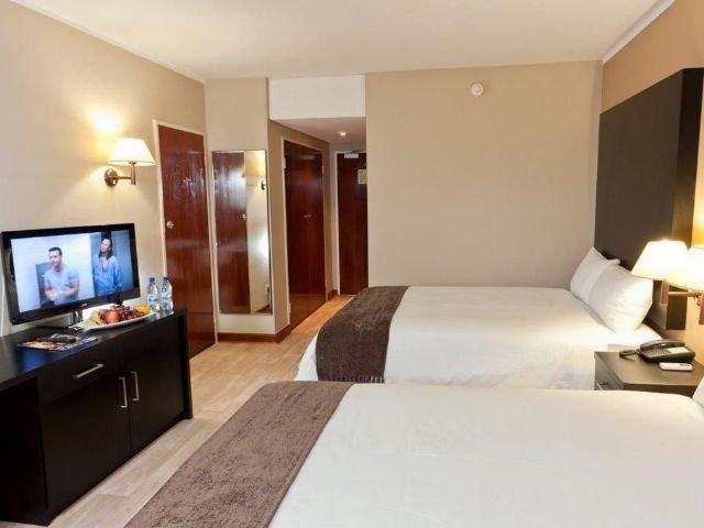 oudtshoorn inn hotel - 2-persoonskamer
