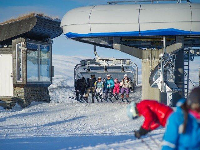 Geilo - Skilift