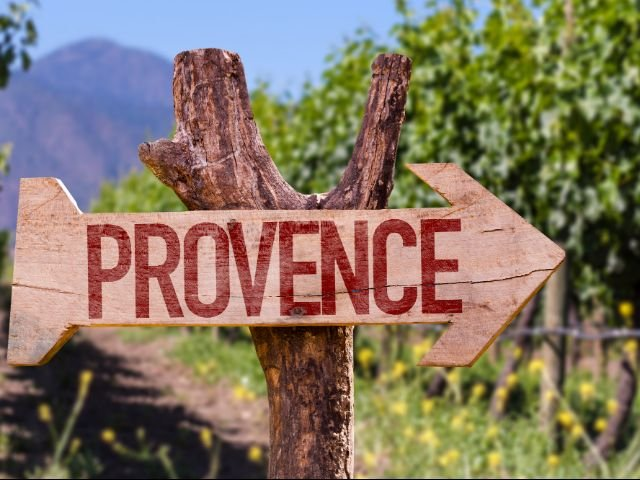 Provence sfeer