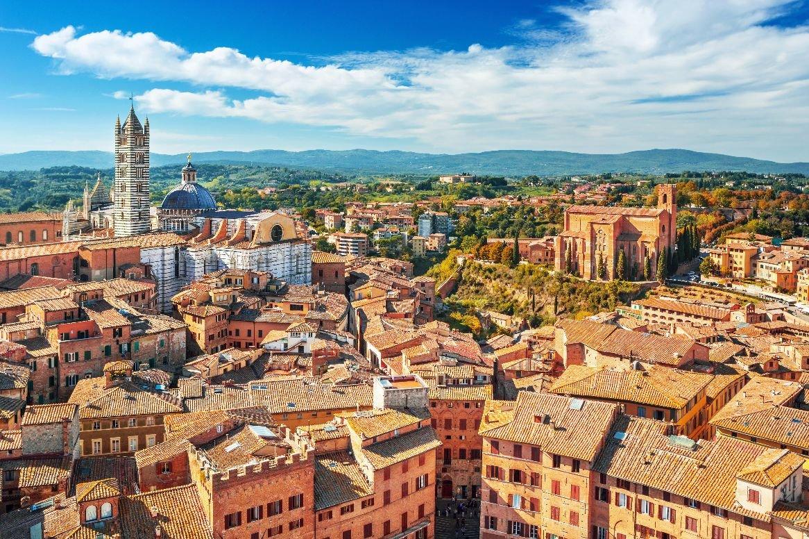 Busreis Inspirerend Toscane&Florence - Oad busreizen