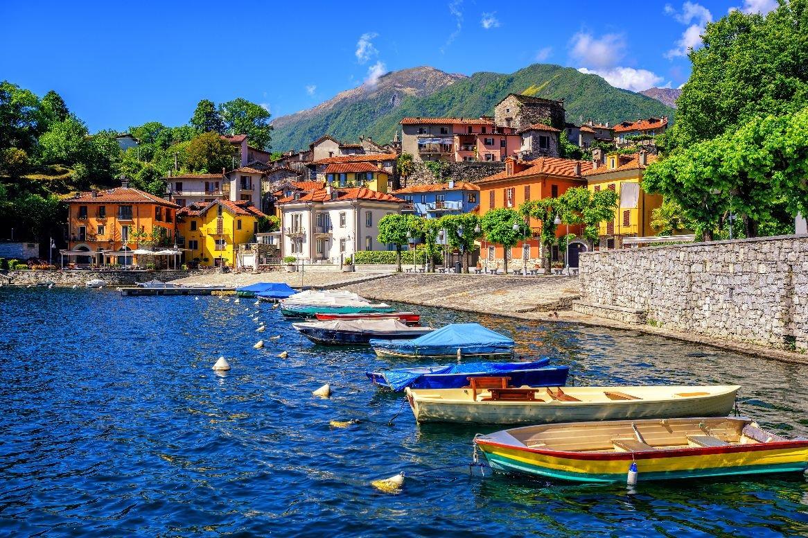 Busreis Italiaanse meren Piemonte