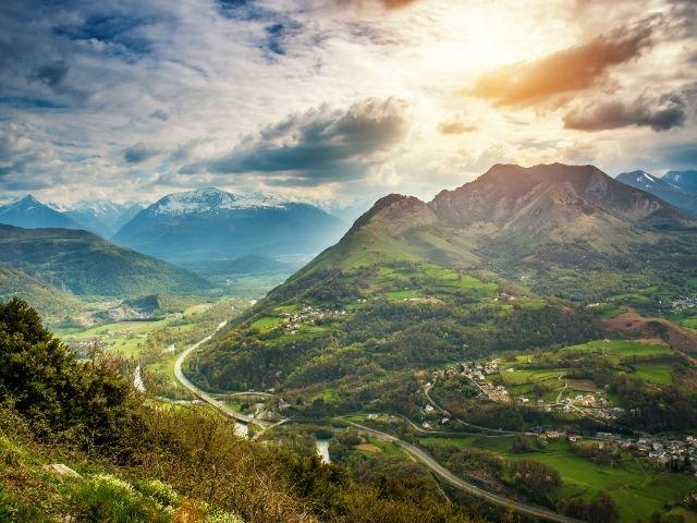 Frankrijk Pyreneeën