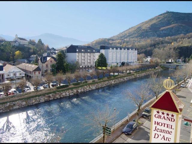 Hotel Jeanne d'Arc_uitzicht