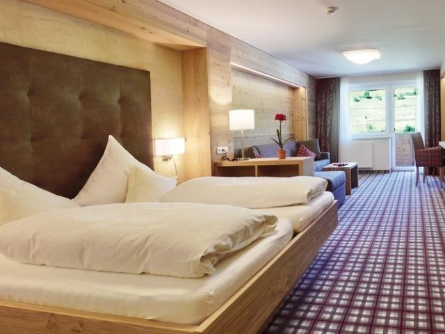 Nauders - Hotel Bergblick *** - 2-persoonskamer