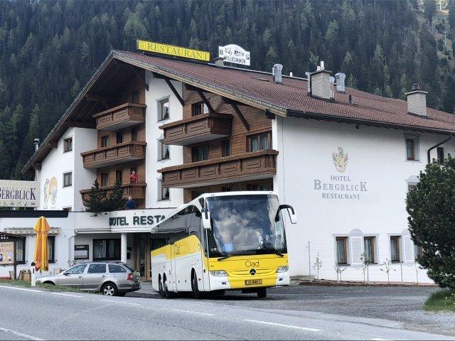 Nauders - Hotel Bergblick *** - aanzicht