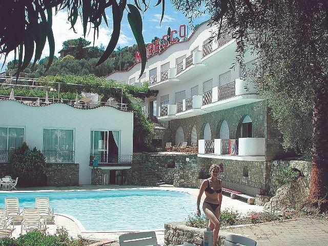 Diano Marina - Hotel Moresco *** - zwembad