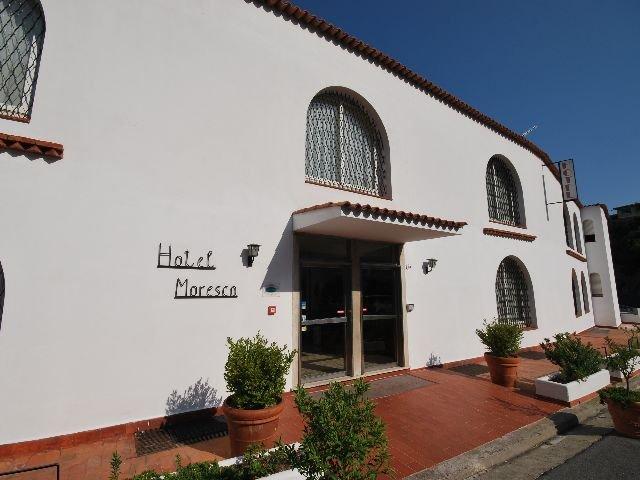Diano Marina - Hotel Moresco *** - entree