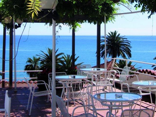 Diano Marina - Hotel Moresco *** - terras