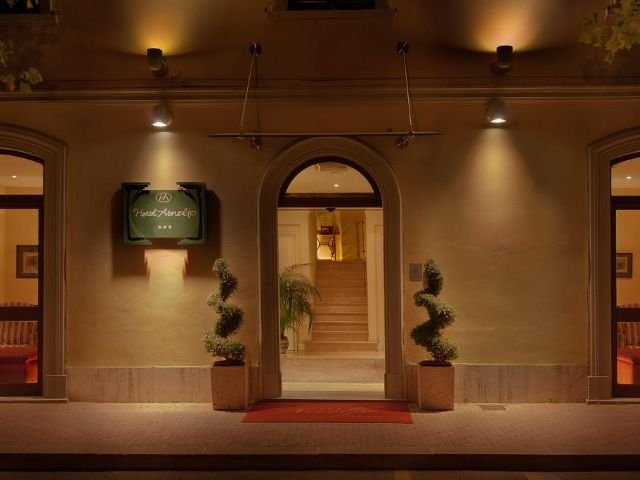 Montecatini Terme - Hotel Arnolfo *** - entree