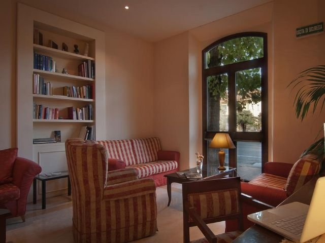Montecatini Terme - Hotel Arnolfo *** - lounge