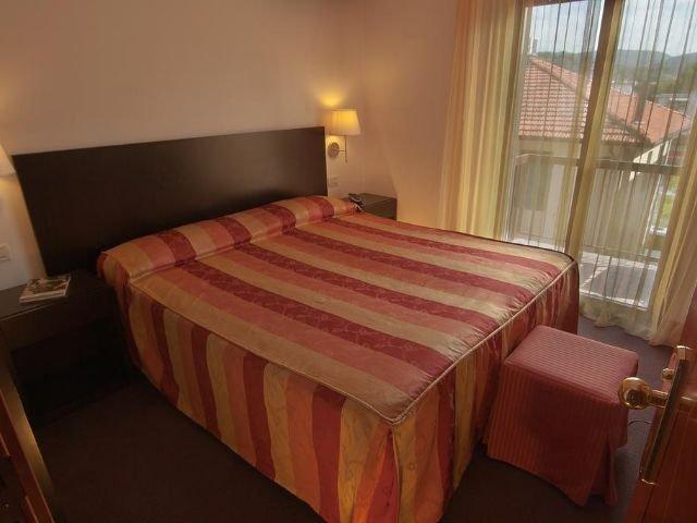 Montecatini Terme - Hotel Arnolfo *** - voorbeeldkamer
