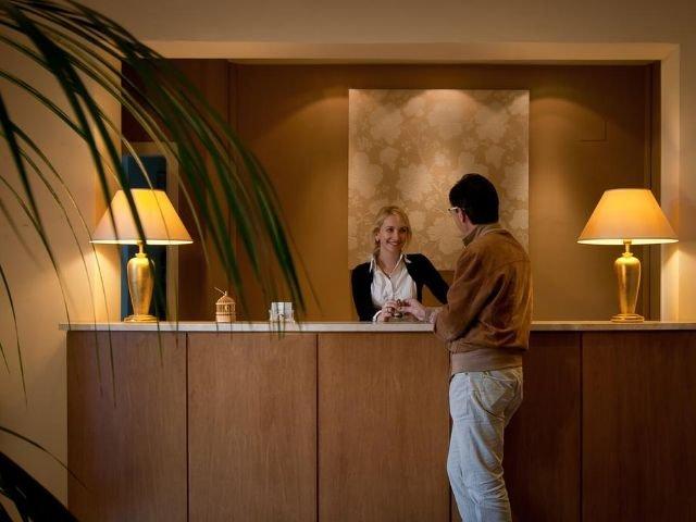 Montecatini Terme - Hotel Arnolfo *** - receptie