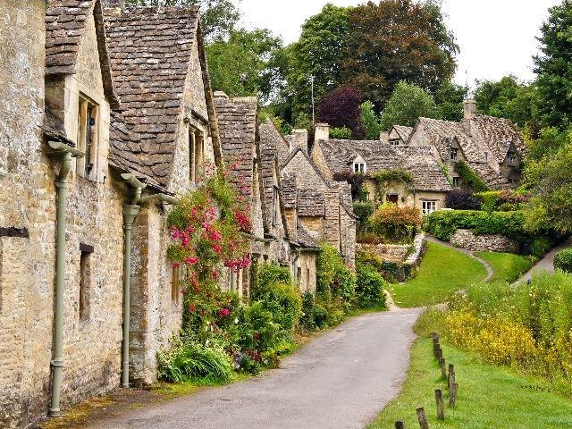 Engeland - Cotswolds - Bibury