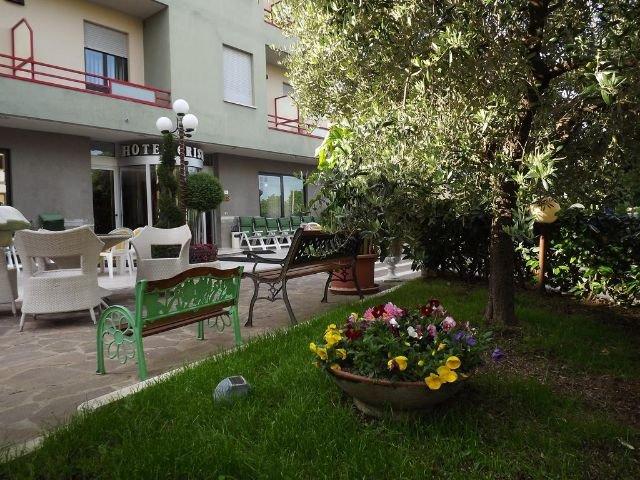 Chianciano Terme - Hotel Cristina *** - tuin