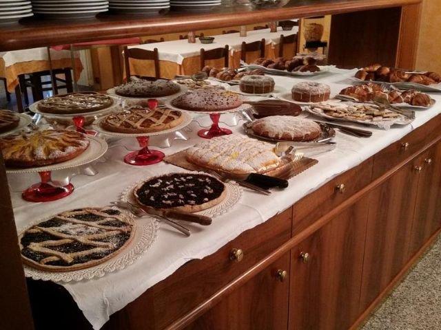 Chianciano Terme - Hotel Cristina *** - ontbijt