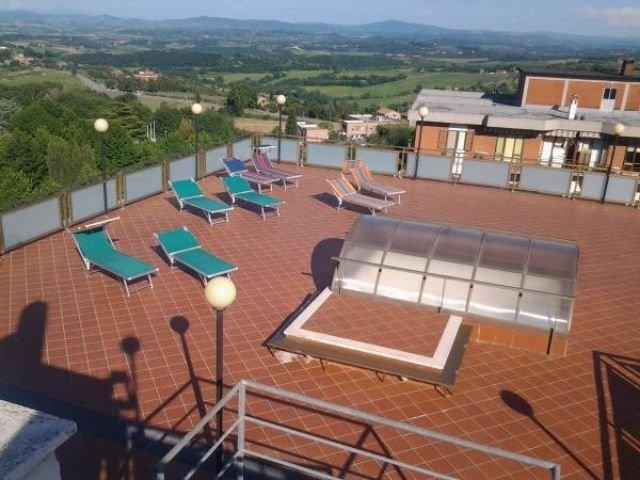 Chianciano Terme - Hotel Cristina *** - dakterras