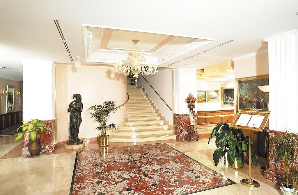 Pomezia - Hotel Principe *** - lounge
