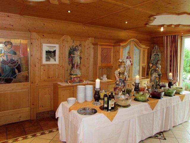 Nassereith - Hotel Seeblick *** - saladebuffet
