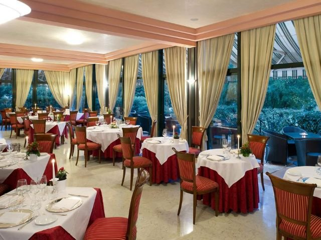 Treviso - Villa Pace Park Hotel Bolognese **** - restaurant