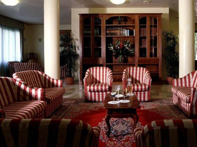 Treviso - Villa Pace Park Hotel Bolognese **** - lounge