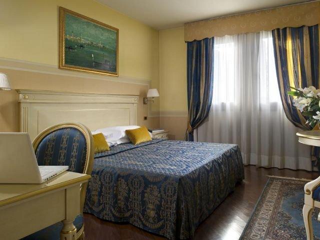 Treviso - Villa Pace Park Hotel Bolognese **** - voorbeeldkamer