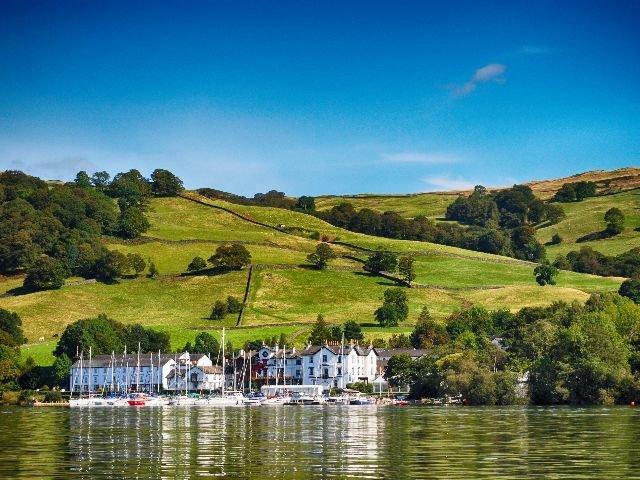 Groot-Brittannië - Lake District - Windermere