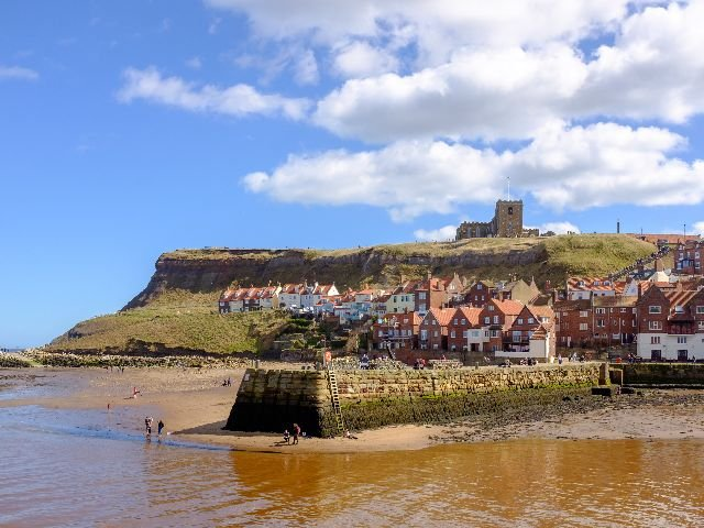 Groot-Brittannië - Whitby - North York Moors