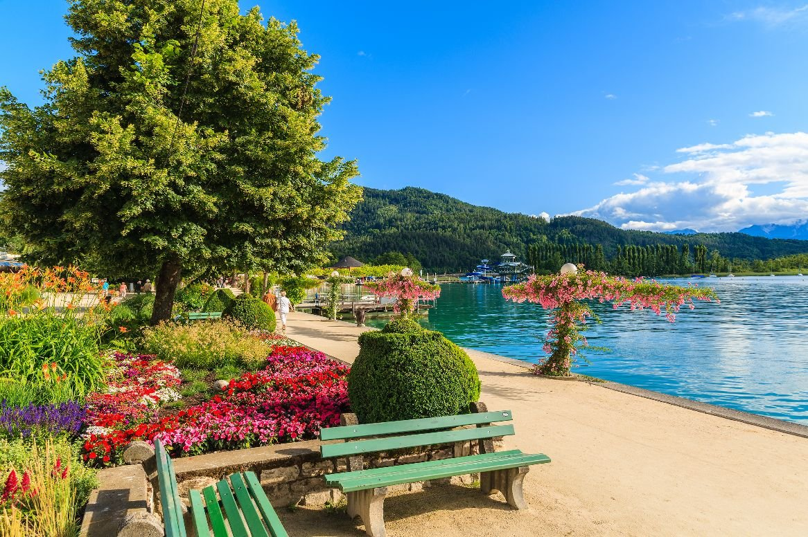 Busreis De meren en bergen van Karinthië