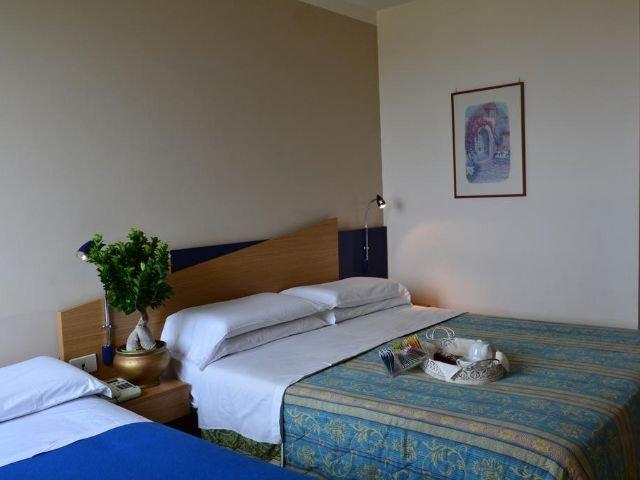 Fasano - Park Hotel Sant'Elia *** - voorbeeldkamer