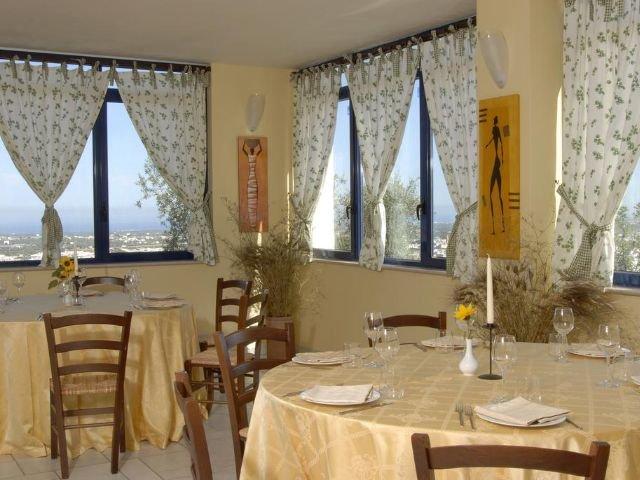 Fasano - Park Hotel Sant'Elia *** - restaurant