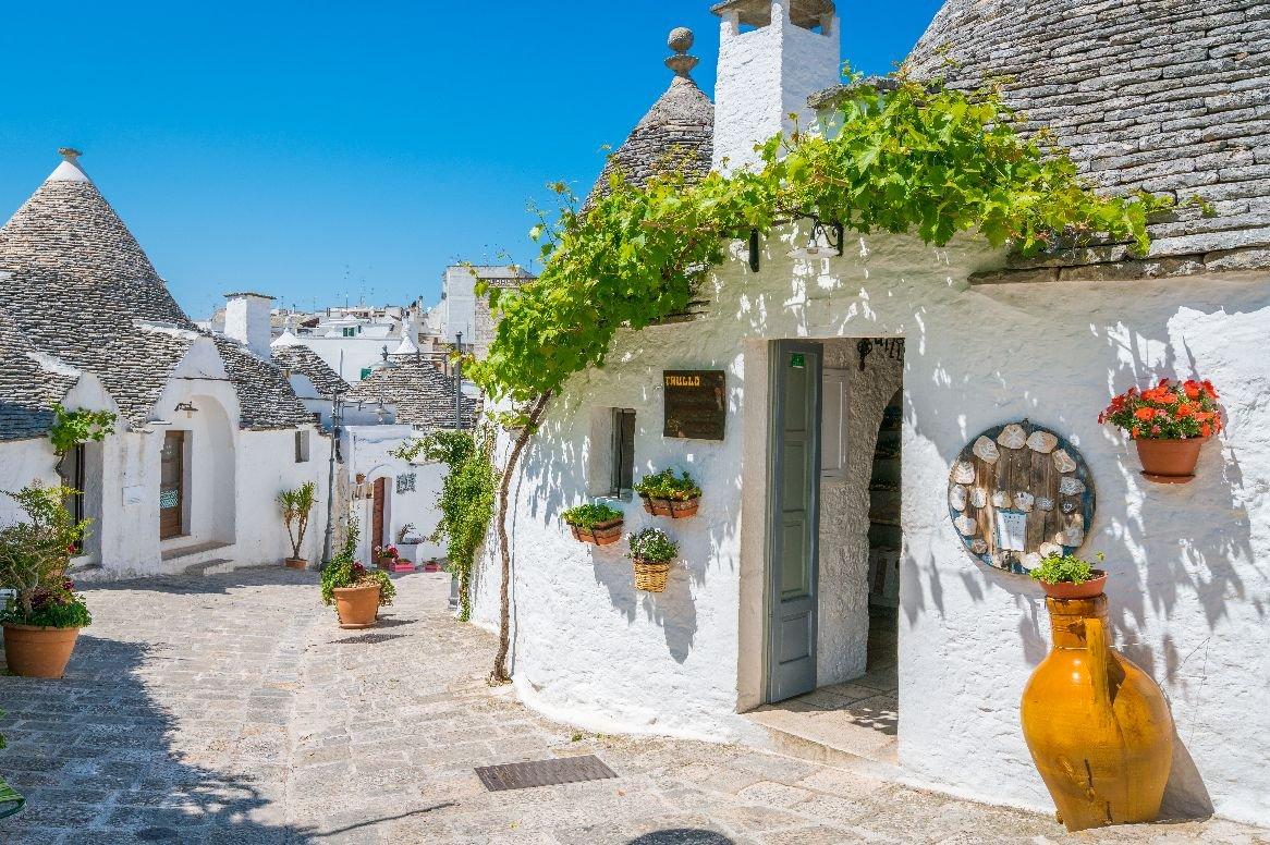Vlieg-busreis Hoogtepunten van Puglia