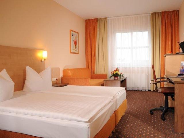 Berlijn - Hotel Amber Econtel Berlin Charlottenburg *** - 2-persoonskamer