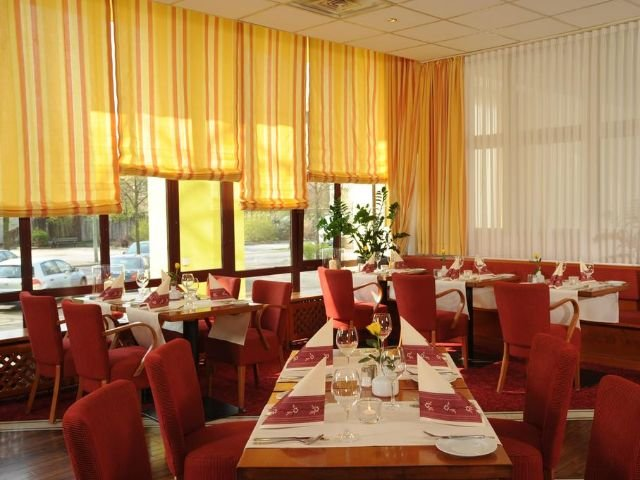 Berlijn - Hotel Amber Econtel Berlin Charlottenburg *** - restaurant