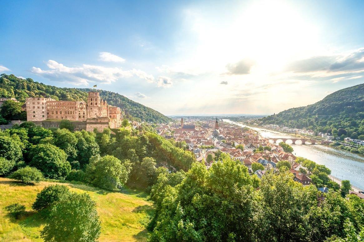 Busreis Heidelberg en het mooie Odenwald - Oad busreizen