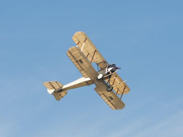 Engeland - Royal International Air Tattoo - vliegtuig