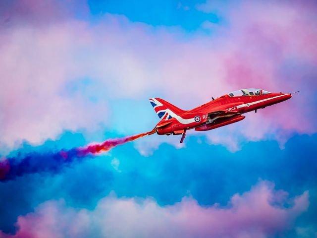Engeland - Royal International Air Tattoo - luchtshow