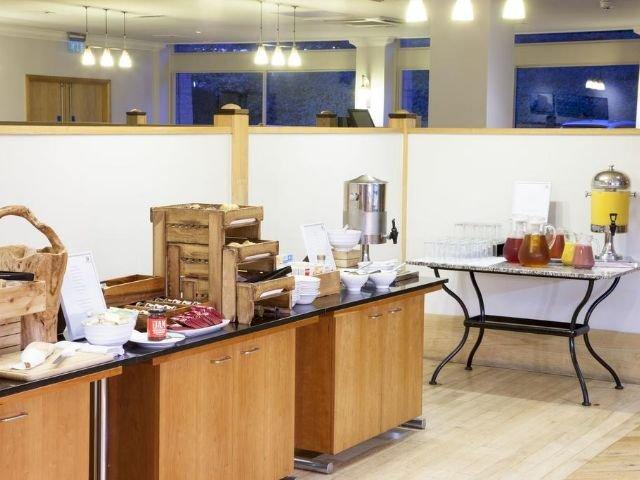 Holiday Inn Swindon **** - ontbijt