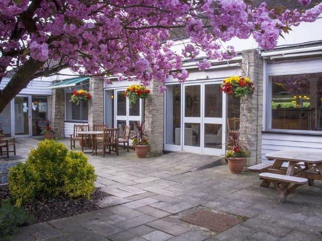 Holiday Inn Swindon **** - tuin