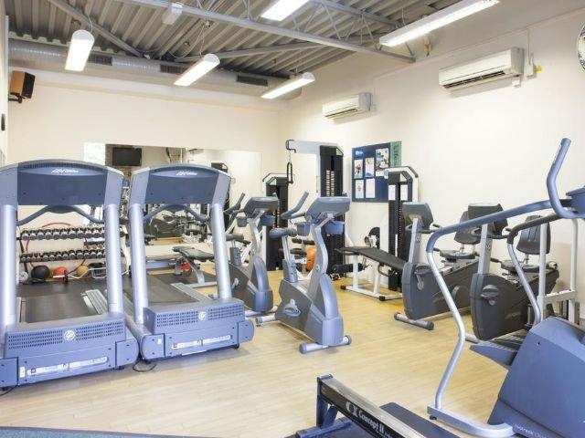 Holiday Inn Swindon **** - fitnessruimte