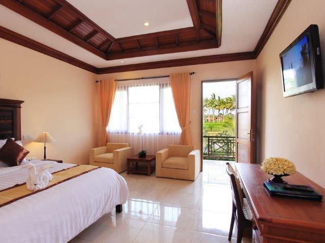 bhuwana ubud hotel - 2-persoonskamer