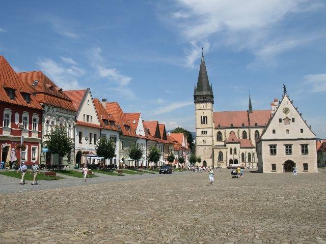 Slowakije - Bardejov