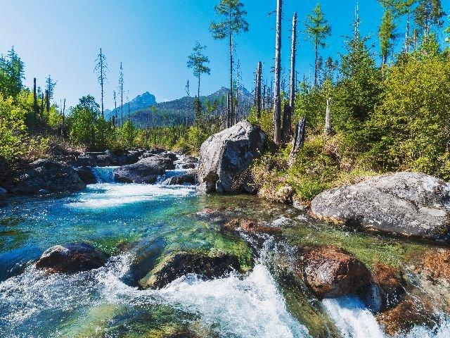 Slowakije - Hoge Tatra