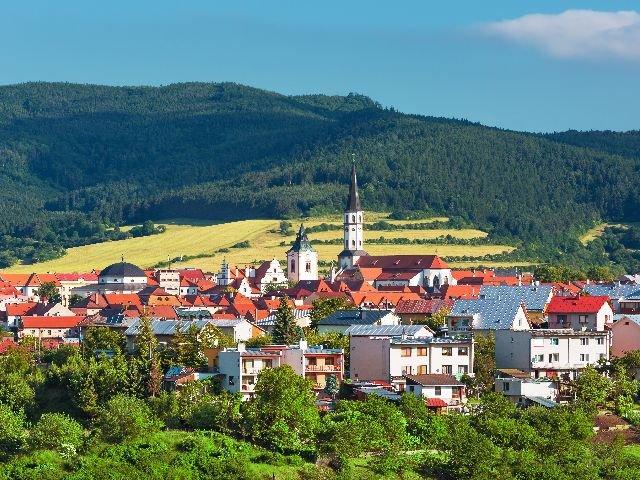 Slowakije - Levoca