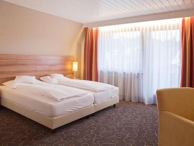 Bad Mergentheim - Hotel Weinstube Lochner ***+ - 2-persoonskamer