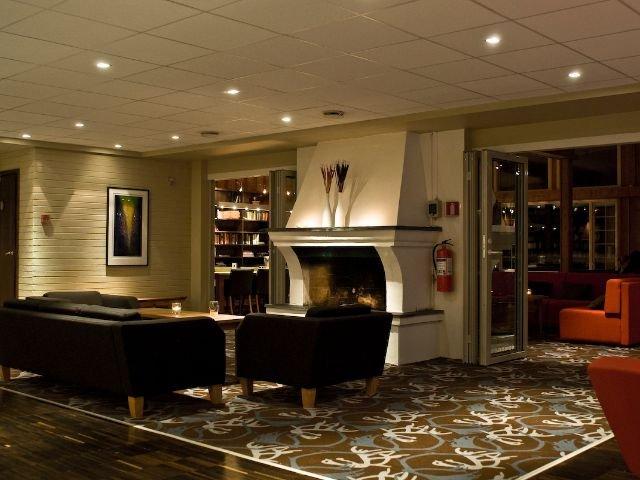 Noorwegen - Gala - Wadahl Hoghfjells Hotel - lobby